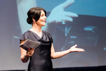 Sylvia Reim Moderatorin