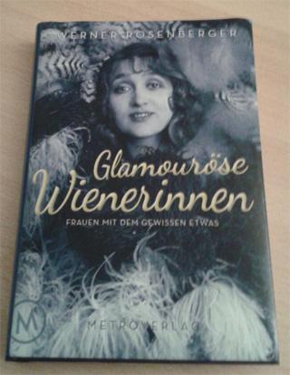 Glamouröse Wienerinnen Buchcover